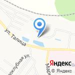 Рыболовческий центр на карте Кирова