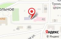 Схема проезда до компании Детский сад №3 в Зольном