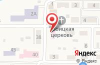 Схема проезда до компании Поликлиника в Зольном
