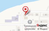 Схема проезда до компании Магазин товаров для ремонта в Зольном