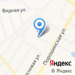 Основная общеобразовательная школа №1 на карте Кирова