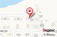 Схема проезда до компании Поволжский банк Сбербанка России в Зольном