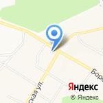Удачный на карте Кирова