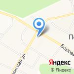 Ремонтно-коммунальная служба на карте Кирова