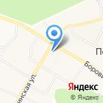 Библиотека №23 на карте Кирова