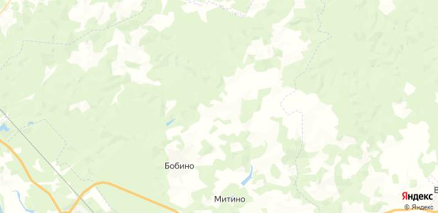 Сапожнята на карте