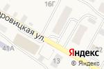 Схема проезда до компании Почтовое отделение в Порошино