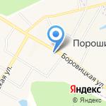 Магазин стройматериалов на карте Кирова