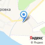 Пеликан на карте Кирова