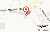 Схема проезда до компании Пеликан в Сидоровке