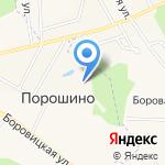Дубровский на карте Кирова