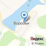 Баня на карте Кирова