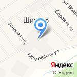 Кировский завод бетонных изделий на карте Кирова