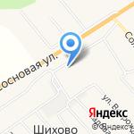 Финансовый консультант на карте Кирова