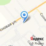 Магазин №83 на карте Кирова