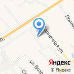 Шиховская амбулатория с отделением общей врачебной практики на карте Кирова