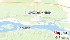 Отели города Задельное на карте