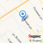 ДЮСШ на карте Кирова