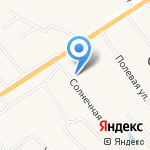 Почтовое отделение на карте Кирова