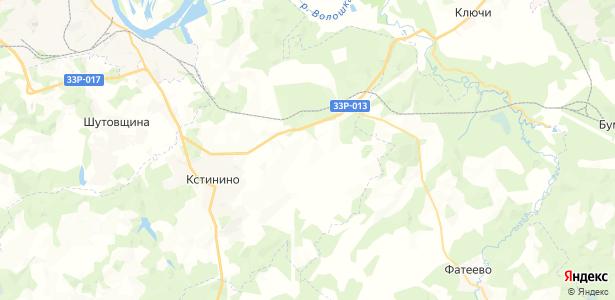 Сорвиха на карте