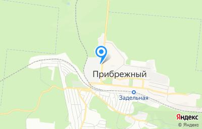 Местоположение на карте пункта техосмотра по адресу г Самара, п Прибрежный, ул Звездная, д 12