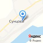 Магазин №85 на карте Кирова