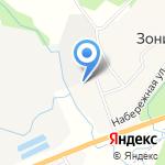 Бизон-Т на карте Кирова