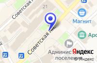 Схема проезда до компании ТРАНСПОРТНАЯ ФИРМА ТАЙД-ФОЙЛ в Арске