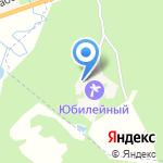 Юбилейный на карте Кирова