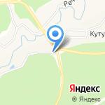 Лесная сказка на карте Кирова
