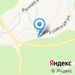 Александрово на карте Кирова