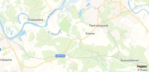Перекоп на карте
