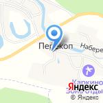 С пылу на карте Кирова