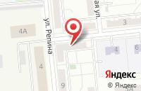 Схема проезда до компании Компьютер Сервис в Новокуйбышевске