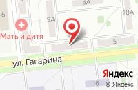 Схема проезда до компании Общежитие в Новокуйбышевске
