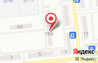 Схема проезда до компании Николь в Новокуйбышевске