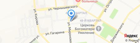 QIWI на карте Новокуйбышевска