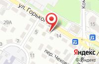 Схема проезда до компании Теплые Конструкции в Новокуйбышевске