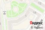 Схема проезда до компании Мир цветов в Новокуйбышевске
