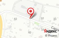 Схема проезда до компании Солнечная дача в Агое