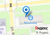 Научно-технический центр на карте