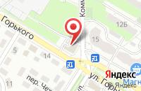Схема проезда до компании Влади в Новокуйбышевске