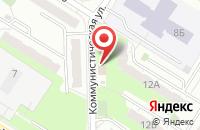 Схема проезда до компании Салон оптики в Новокуйбышевске