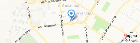 Новый стандарт на карте Новокуйбышевска