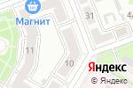 Схема проезда до компании Ремонтно-строительный участок в Новокуйбышевске