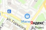 Схема проезда до компании Союзный в Новокуйбышевске