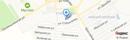 Kalde на карте Новокуйбышевска