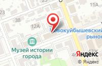 Схема проезда до компании Гудвиллгрупп в Новокуйбышевске