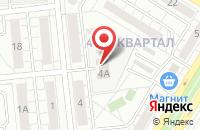 Схема проезда до компании Территориальное управление по теплоснабжению в Новокуйбышевске