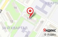 Схема проезда до компании Производственно-Коммерческая Фирма  в Новокуйбышевске